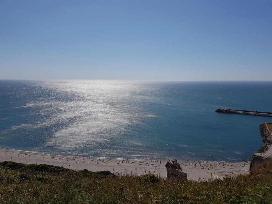 falaises d'etretat saint jouin bruneval étretat etretat