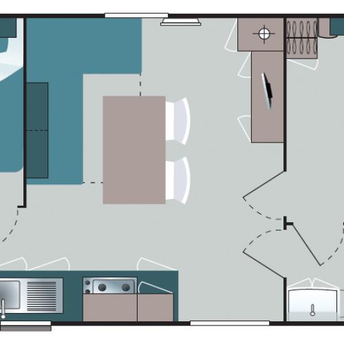 image interieur mobil home 8